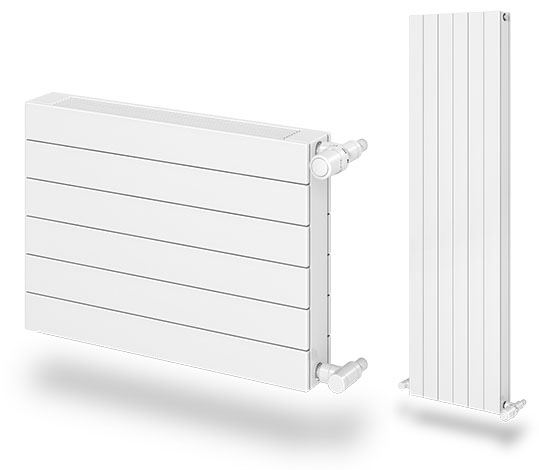 Radiators pronto residential and commercial gas heating for Myson decor